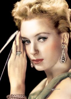 Deborah Kerr.....Uploaded By www.1stand2ndtimearound.etsy.com                                                                                                                                                      More
