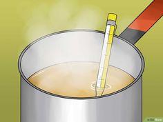 Cómo hacer pastillas para la tos en casa (con imágenes) Wok, Hard Candy, Candies, Mint Extract, Cough Remedies, Orange Essential Oil, Lemon Essential Oils