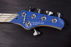 BassLine re:belle series 5 multiscale