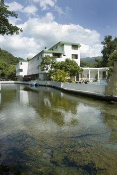 Aguas Termales de las Trincheras. Estado Carabobo