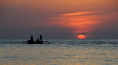Tramonto - Isole Togean -  Indonesia