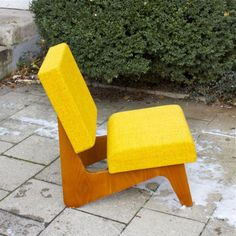 Cees Braakman; #FB03 Combex Chair for UMS Pastoe, 1954.