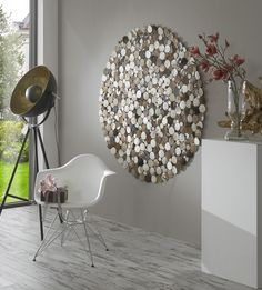 Think out of the box, een tapijt aan de muur! Geweldig effect. Tapijt SORGUN