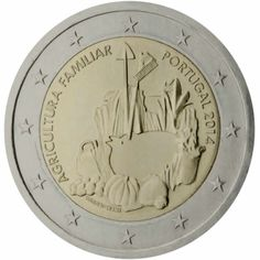The European Central Bank (ECB) is the central bank of the 19 European Union countries which have adopted the euro. Our main task is to maintain price stability in the euro area and so preserve the purchasing power of the single currency. Portugal Euro, Euro Coins, Central Bank, Commemorative Coins, World Coins, Coin Collecting, Silver Coins, Stamp, Money