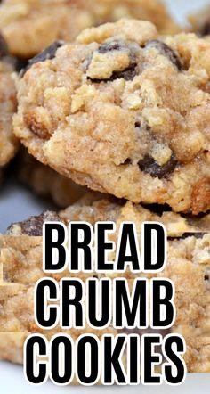 Recipe Using Stale Bread, Bread Crust Recipe, Milk Bread Recipe, Crumb Recipe, Recipes With Bread Crumbs, Leftover Cookies Recipe, Leftover Bread Recipes, Leftovers Recipes, Banana Bread Recipes