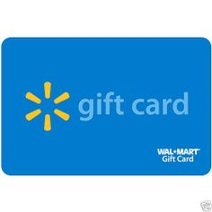 WALMART E CARD  $ 15.00  BUY IT NOW $ 14.00