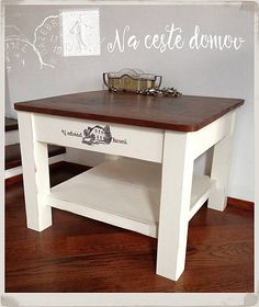 Stôl na želanie.table to wishes Entryway Tables, Diy Projects, Furniture, Home Decor, Decoration Home, Room Decor, Home Furnishings, Handyman Projects, Handmade Crafts