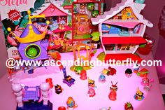 Angry Birds Stella Playset to debut Fall 2014 - Photo Highlights from the Blogger Bash Sweet Suite 2014 NYC Blogging Conference - http://www.ascendingbutterfly.com/2014/08/to-bloggerbashnyc-with-love.html