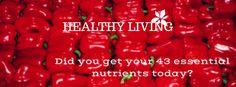 Healthy Living!!!