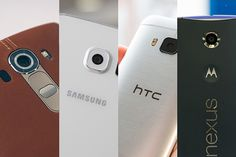 Android a confronto: LG G4 vs Galaxy S6, HTC One e Nexus 6. #smartphone #mobile #Android