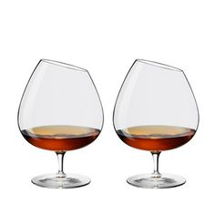Cognac Glass Set Of 2 now featured on Fab.