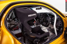 JDM Palace owner, Sean Shokuoh's '98 Mazda RX-7 wasn't built by conventional means. Instead this FD3S was manufactured by rotary tuning powerhouse, RE-Amemiya.
