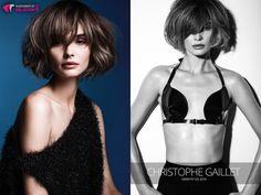 Účesy Christophe Gaillet Identity S/S Identity, Bra, Hair, Fashion, Moda, Fashion Styles, Bra Tops, Personal Identity, Fashion Illustrations