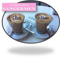 Te invitamos un #café para desearte un #exitoso, #próspero y: