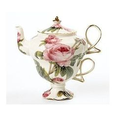 Tea Pot  Cup .....love this!