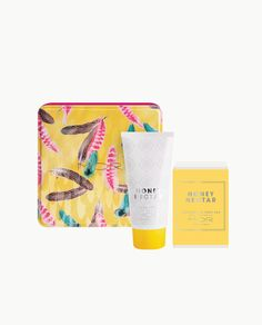 An Essentials duo containing a vitamin enriched Triple-Milled Soap Bar and Hand Cream in the sweet warm scent of Honey Nectar, encased in an adorned keepsake tin. Perfect Gift For Her, Gifts For Her, Soap Bar, Hand Cream, Bath And Body, Holiday Gifts, Tin, Honey, Essentials