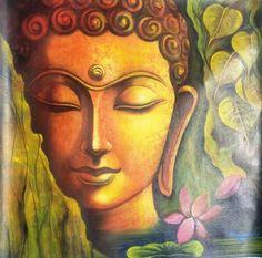 Buddha pic meditation