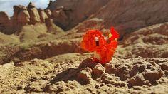 Wild CHARMANDER appeared! #004 #charmander #pokemon #starterpokemon…