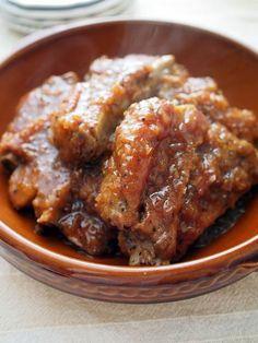 フライパンで煮込むだけ!ほろほろスペアリブの作り方   レシピサイト「Nadia   ナディア」プロの料理を無料で検索