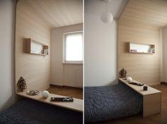 Japanese minimalism and Italian elegance of small room for meditation   CuteDecision