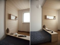 Japanese minimalism and Italian elegance of small room for meditation   CuteDecision