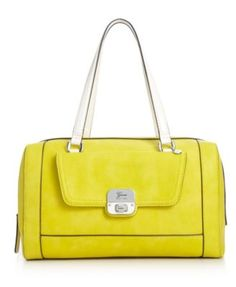 GUESS Handbag, Cordova Box Satchel