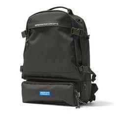 Undercover UCS4B03-1 Backpack Khaki
