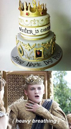 Game of Thrones Cake.