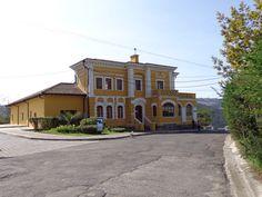 En la Casa Piedrahita están las oficinas administrativas del parque
