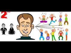 7_descripciones_3_el verbo ser y las personalidades del Señor Lafontant en Youtube.