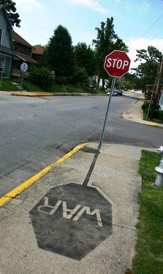 STOP WAR - street art
