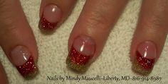 Christmas, Holiday, Jolly, Jingle, Fun, Nail Art, Nails by Mindy Maucelli~Beautiful Historic Liberty, MO~Missouri~816-914-8987