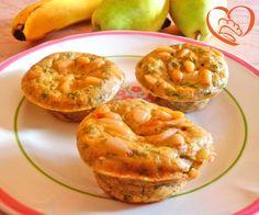 Muffins al pesto http://www.cuocaperpassione.it/ricetta/292e1f4c-9f72-6375-b10c-ff0000780917/Muffins_al_pesto