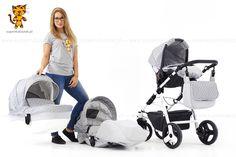 Cosmo Alu 3w1 wózek dziecięcy składa się z gondoli, spacerówki i fotelika samochodowego.   http://supermaluszek.pl/cosmo_alu_prestige_3w1  #supermaluszek #cosmo #wózekdziecięcy #dziecko