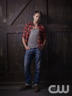 Hart of Dixie -- Image Number: HA3_Wade_Environment_096r.jpg -- Pictured: Wilson Bethel as Wade Kinsella -- Photo: Mathieu Young/The CW -- � 2013 The CW Network, LLC. All rights reserved. pn