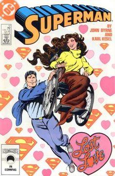 Superman #12, 1987