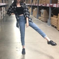 🌱boujee outfits,sperrys outfit,womens fashion,cochella outfits,huraches out Retro Outfits, Boujee Outfits, Trendy Outfits, Vintage Outfits, Fashion Outfits, K Fashion Casual, Casual Korean Outfits, Grunge School Outfits, Casual Grunge Outfits
