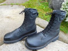 PRO USA UNION MADE STEEL-TOE WORK BOOTS SIZE 11 in Clothing, Shoes & Accessories, Men's Shoes, Boots | eBay