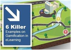 6 Killer Examples Of Gamification In eLearning | Educational Technology News | Scoop.it