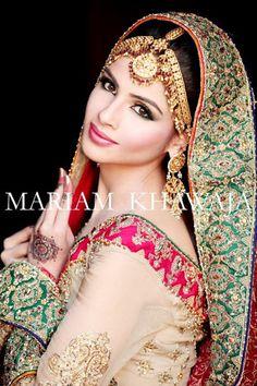 Maryam khawaja bride