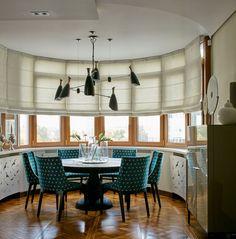adelaparvu.com despre apartament elegant de 4 camere, Moscova, Designer Veronica Sudnikova, Foto Sergey Ananyev (17)