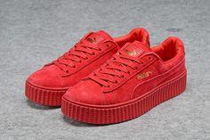 Bildresultat för puma sko suede red