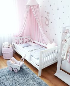 Baby Room, Toddler Bed, Bedroom, Furniture, Home Decor, Meet, Nursery Room Ideas, Child Bed, Decoration Home