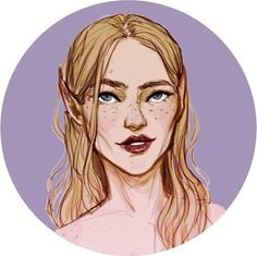Feyre by meabhd