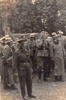 Новые фотографии совместного парада Вермахта и РККА в Бресте 22 сентября 1939 года
