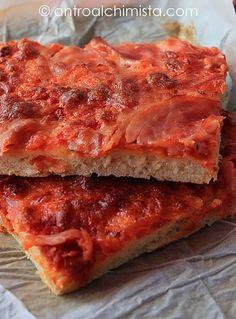 Impasto per Pizza con Bimby