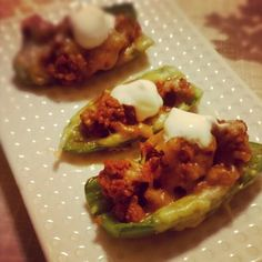 Jalawhoppers -- easy peasy recipe to use up taco meat
