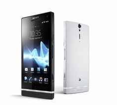Totally upgrading from my blackberry to one of these babies. Just announced at CES 2012 - Meet the Xperia S