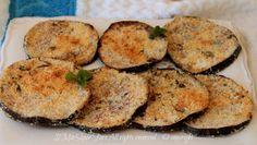 Melanzane gratinate ricetta facile e gustosa per un secondo leggero o un contorno croccante e molto stuzzicante.Sono croccanti e dorate anche senza frittura