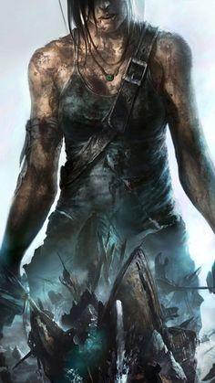 Tom Raider, Tomb Raider 2013, Tomb Raider Game, Tomb Raider Lara Croft, Cry Anime, Anime Art, Raiders Wallpaper, Horse Girl Photography, Drawings Of Friends